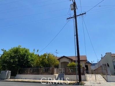 1320 N Kenmore Avenue, Los Angeles, CA 90027 - MLS#: SR21124966