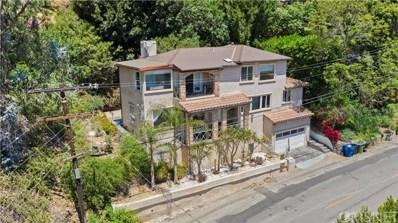 1635 Sunset Plaza Drive, Los Angeles, CA 90069 - MLS#: SR21127097