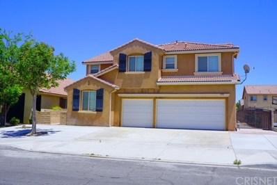 43928 Firewood Way, Lancaster, CA 93536 - MLS#: SR21127506