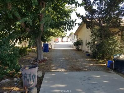 9332 E Avenue T4, Littlerock, CA 93543 - MLS#: SR21130138