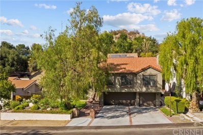 23815 La Salle Canyon Road, Newhall, CA 91321 - MLS#: SR21131682