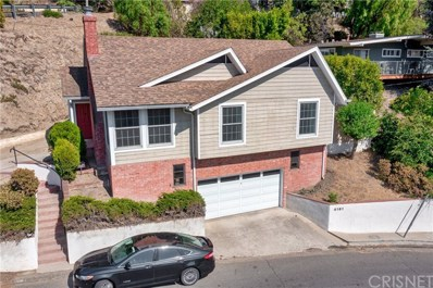 4161 Weslin Avenue, Sherman Oaks, CA 91423 - MLS#: SR21132015