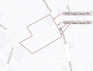 12055 Kagel Canyon Road, Sylmar, CA 91342 - MLS#: SR21134529