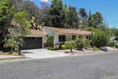 3675 Longview Valley Road, Sherman Oaks, CA 91423 - MLS#: SR21137625