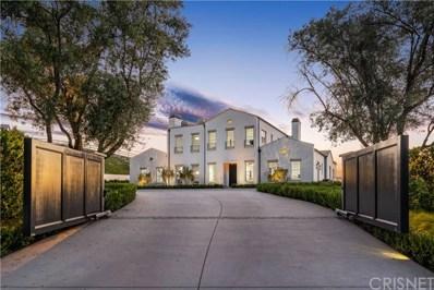 5545 DIXON TRAIL Road, Hidden Hills, CA 91302 - MLS#: SR21137840