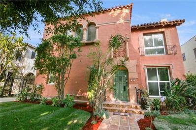1150 S Hayworth Avenue, Los Angeles, CA 90035 - MLS#: SR21145253