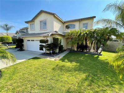 16675 Mesa Oak Avenue, Chino Hills, CA 91709 - MLS#: SR21146856