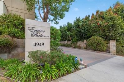 4949 Genesta Avenue UNIT 108, Encino, CA 91316 - MLS#: SR21147624