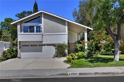 26837 Las Mananitas Drive, Valencia, CA 91354 - MLS#: SR21147658