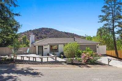3525 Pansy Drive, Calabasas, CA 91302 - MLS#: SR21148864
