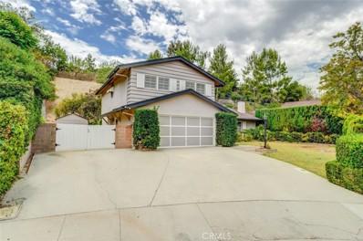 1737 Mount Marty Drive, Walnut, CA 91789 - MLS#: SR21149305