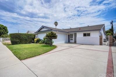 19938 Strathern Street, Winnetka, CA 91306 - MLS#: SR21150309