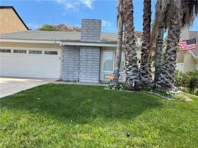 21444 Peggy Joyce Lane, Saugus, CA 91350 - MLS#: SR21150330