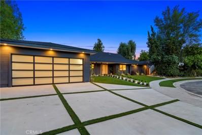 23630 Kiruna Place, Woodland Hills, CA 91367 - MLS#: SR21154071