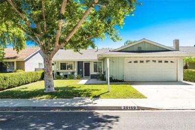 25150 Markel Drive, Newhall, CA 91321 - MLS#: SR21155898
