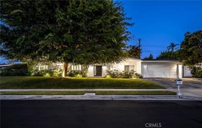 23742 Kivik Street, Woodland Hills, CA 91367 - MLS#: SR21156112