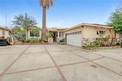 8934 Lev Avenue, Arleta, CA 91331 - MLS#: SR21156507