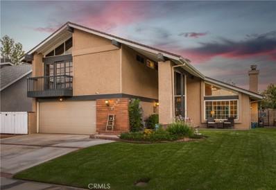 22970 Las Mananitas Drive, Valencia, CA 91354 - MLS#: SR21157655