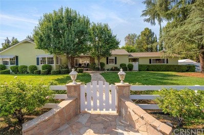 23009 Leonora Drive, Woodland Hills, CA 91367 - MLS#: SR21157961
