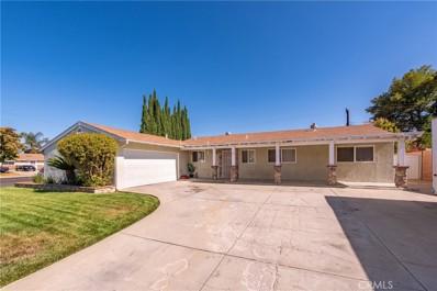 1507 Hamilton Street, Simi Valley, CA 93065 - MLS#: SR21159183