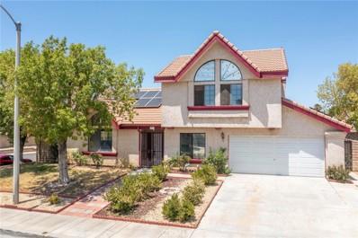 5377 Blue Sage Drive, Palmdale, CA 93552 - MLS#: SR21159903