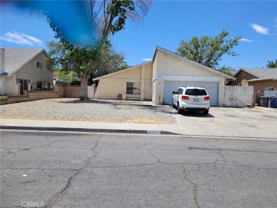 44727 Calston Avenue, Lancaster, CA 93535 - MLS#: SR21161404