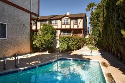 15610 Moorpark Street UNIT 4, Encino, CA 91436 - MLS#: SR21162059