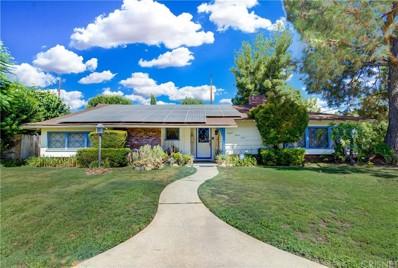 8500 Belmar Avenue, Northridge, CA 91324 - MLS#: SR21163065