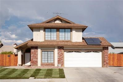 45038 Sancroft Avenue, Lancaster, CA 93535 - MLS#: SR21166132