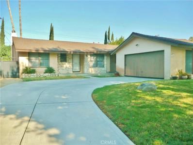 7609 Gazette Avenue, Winnetka, CA 91306 - MLS#: SR21167356