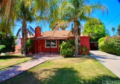7523 Darby Avenue, Reseda, CA 91335 - MLS#: SR21168626