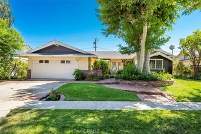 17954 Tulsa Place, Granada Hills, CA 91344 - MLS#: SR21169790