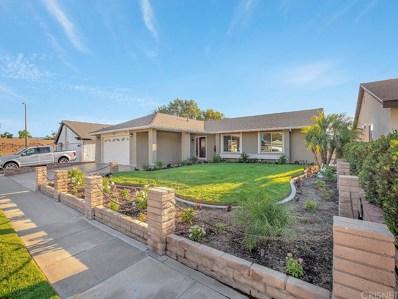 2631 N Broadmoor Avenue, Simi Valley, CA 93065 - MLS#: SR21173235
