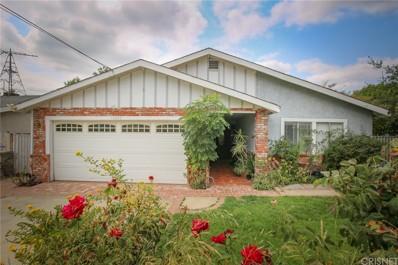 12853 El Dorado Avenue, Sylmar, CA 91342 - MLS#: SR21184409