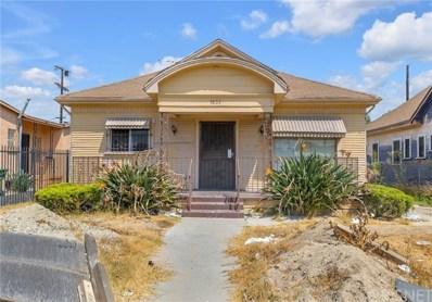 1833 W Vernon Avenue, Los Angeles, CA 90062 - MLS#: SR21187769