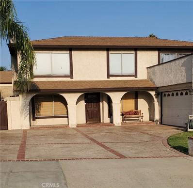 2618 Belburn Place, Simi Valley, CA 93065 - MLS#: SR21192022