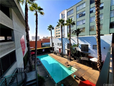 420 S San Pedro Street UNIT 203, Los Angeles, CA 90013 - MLS#: SR21203615