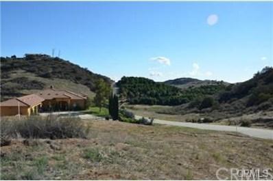 0 Calle De Suenos, Murrieta, CA 92562 - MLS#: SW15003651