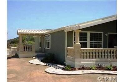 34575 Borchard Road, Lake Elsinore, CA 92530 - MLS#: SW15009008