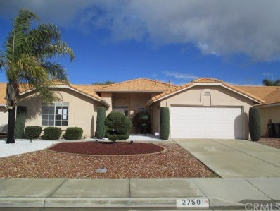 2750 Banyan Tree Lane, Hemet, CA 92545 - MLS#: SW17019374
