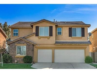 30374 Blue Cedar Drive, Menifee, CA 92584 - MLS#: SW17082246
