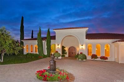 25652 El Chaval Place, Temecula, CA 92590 - MLS#: SW17096855