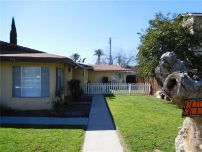 445 N Santa Fe Street, Hemet, CA 92543 - MLS#: SW17098837