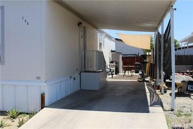 1097 N State UNIT 145, Hemet, CA 92543 - MLS#: SW17113835