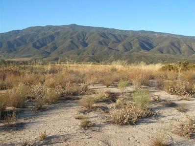 47555 Aguanga Ranchos Road, Aguanga, CA 92536 - MLS#: SW17134432
