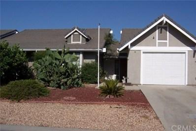 1366 Colonial Way, San Jacinto, CA 92583 - MLS#: SW17153463