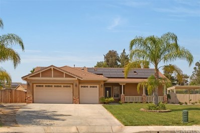 41709 Hollister Lane, Murrieta, CA 92562 - MLS#: SW17155367