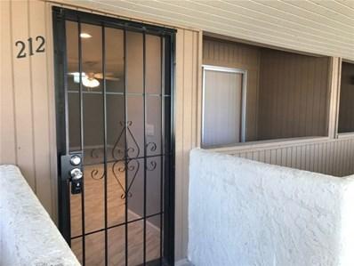 2857 N Los Felices Road UNIT 212, Palm Springs, CA 92262 - MLS#: SW17161699