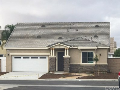 24819 Onyx Drive, Romoland, CA 92585 - MLS#: SW17161980