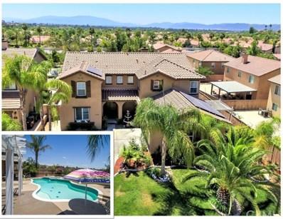 40380 Jennings Drive, Murrieta, CA 92562 - MLS#: SW17162539